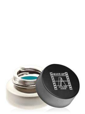 Make-Up Atelier Paris Gel Eyeliner ETW turquoise Подводка для глаз гелевая перманентная бирюзовая