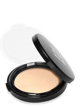 Make-Up Atelier Paris Compact Powder CPD Honey Пудра компактная запаска, золотистая