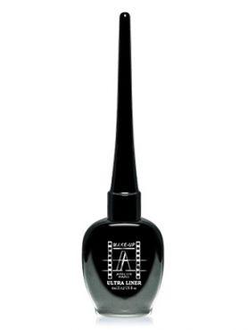 Make-Up Atelier Paris Liquid Eyeliner ELNMW Noir mat Подводка для глаз жидкая черная матовая