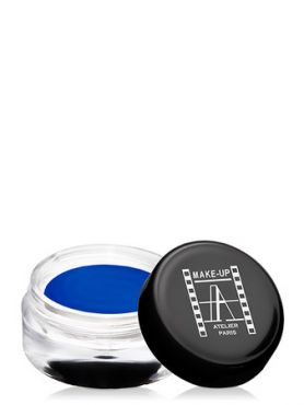 Make-Up Atelier Paris Cream Eyeshadow ESCAB King blue Тени для век кремовые синие