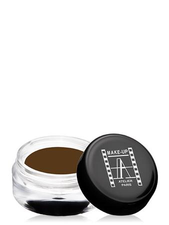 Make-Up Atelier Paris Cream Eyeshadow ESCVBZ Vert bronze Тени для век кремовые оливково-сатиновые