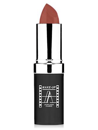 "Make-Up Atelier Paris Cristal Lipstick B024 Wood pink Помада ""Кристалл"" розовое дерево"