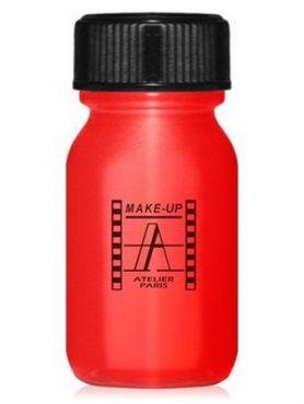 Make-Up Atelier Paris Aquacream AQR Red Акварель жидкая кремовая красная