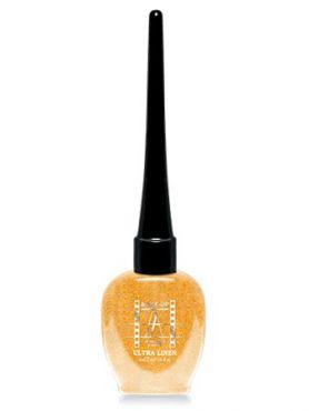 Make-Up Atelier Paris Liquid Eyeliner  ELORW Or  Подводка для глаз жидкая водостойкая золотая
