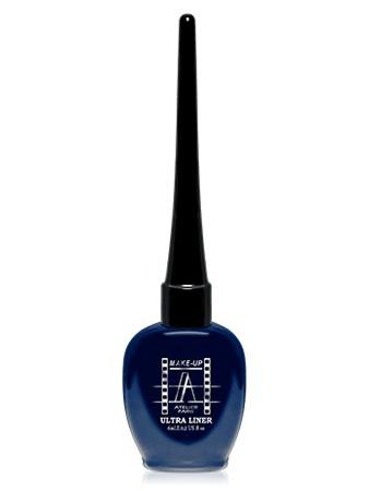 Make-Up Atelier Paris Liquid Eyeliner ELBEW Bleu encre Подводка для глаз жидкая водостойкая голубая