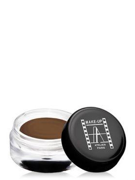 Make-Up Atelier Paris Cream Eyeshadow ESCBZ Bronze Тени для век кремовые табачно-оливковые с мерцанием