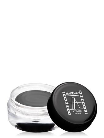 Make-Up Atelier Paris Cream Eyeshadow ESCGF Gris fume Тени для век кремовые светло-серые матовые