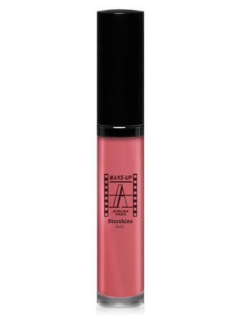 Make-Up Atelier Paris Starshine SS03 Oriental rose Блеск для губ перламутровый восточный розовый