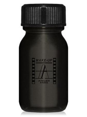 Make-Up Atelier Paris Aquacream AQN Black Акварель жидкая кремовая черная